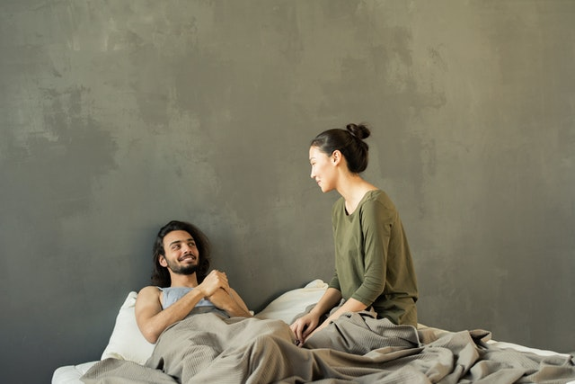 sleeping with someone whilst they are still married